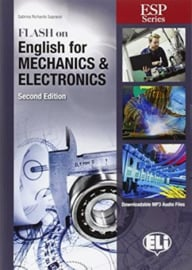 E.s.p. - Flash On English  For Mechanics, Electronics And Technical Assistance - New 64 Page Edition