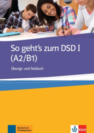 So geht's bij het DSD I Oefenboek en Testboek