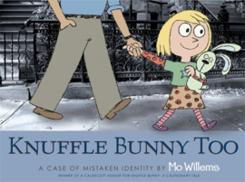 Knuffle Bunny Too (Mo Willems)