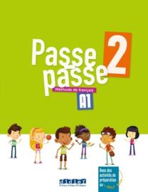 Passe-passe 2 A1 - Méthode de français