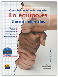 En equipo.es 1 - Libro de Ejercicios + CD