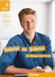 Schritt für Schritt in Alltag und Beruf 4 Digitaal Studentenboek en Werkboek