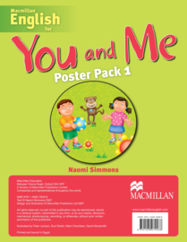 You and Me Level 1 Poster Pack