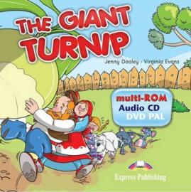 The Giant Turnip Multi- Rom Pal
