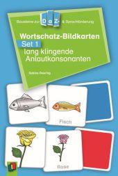 Wortschatz-Bildkarten, Set.1
