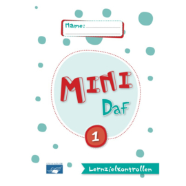 Mini DaF 1 Lernzielkontrollen