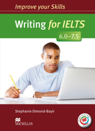 Writing for IELTS 6-7.5 Student's Book without key & MPO Pack