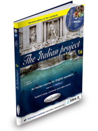 The Italian Project 1A SB + WB + Audio CD + DVD