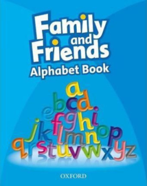 Family & Friends Alphabet Book