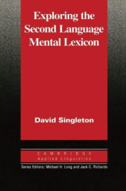 Exploring the Second Language Mental Lexicon Paperback