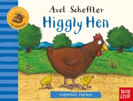 Farmyard Friends: Higgly Hen (Board Book)