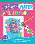 Waterkleurblok Meisjes (Paperback / softback)