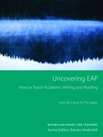 Uncovering EAP Books for Teachers