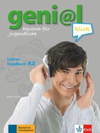geni@l klick A2 Lerarenboek met integriertem Studentenboek