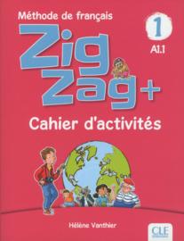Zigzag + - Niveau 1 - Cahier dactivités