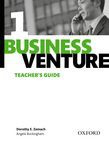 Business Venture 1 Elementary Teacher's Guide