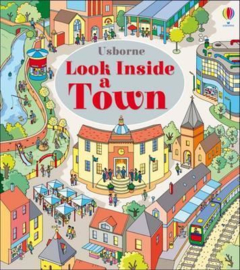 Look inside a town