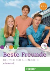 Beste Freunde B1/1 Werkboek met Audio-CD