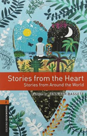 Oxford Bookworms Library Level 2: Stories From The Heart Audio Pack