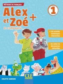 Alex Et Zoe Plus Niveau 1 - Eleve + Cd