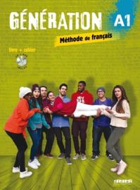 Génération 1 niv. a1 - Livre + cahier
