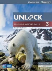 Unlock Level 3 Reading and Writing Skills Student's Book and Online Workbook
