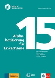 DLL 15: Alphabetisierung für Erwachsene Buch met Video-DVD