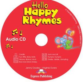 Hello Happy Rhymes Audio Cd (international)