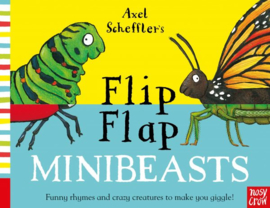 Axel Scheffler's Flip Flap Minibeasts (Novelty Book)