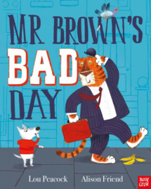 Mr Brown's Bad Day (Paperback Picture Book)