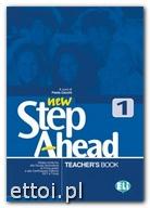 New Step Ahead 1 Teacher's Guide + Class Audio Cd