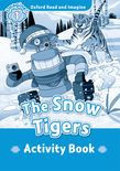Oxford Read And Imagine Level 1 The Snow Tigers Activity Book