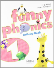 Funny Phonics 1 Activity Βook