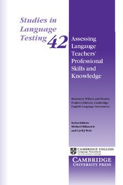 Assessing Language Teachers' Professional Skills and Knowledge Paperback