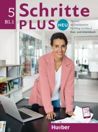 Schritte plus Neu 5 Studentenboek + Werkboek + Audio-CD bij het Werkboek
