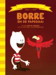 Borre en de papegaai (Jeroen Aalbers)
