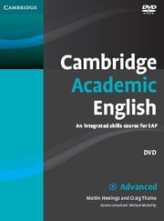Cambridge Academic English C1 Advanced DVD