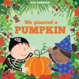 We Planted a Pumpkin