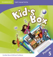 Kid's Box Updated Second edition Level5 Posters (8)
