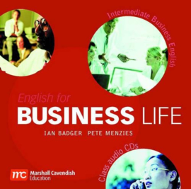 English For Business Life Intermediate Audio Cd (x2)