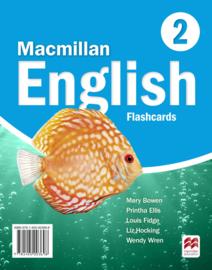 Macmillan English Level 2 Flashcards