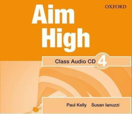 Aim High: Level 4: Class Audio CD