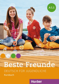 Beste Freunde A1/1 Studentenboek