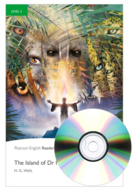 The Island of Dr. Moreau Book & CD Pack