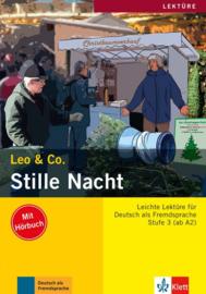 Stille Nacht Buch met Audio-CD