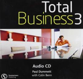 Total Business 3 Upper-intermediate Class Audio Cd (1x)