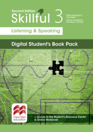 Skillful Second Edition Level 3 Premium Digital Student's Book Pack