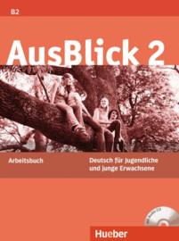 AusBlick 2 Werkboek met Audio-CD