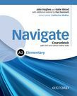 Navigate Elementary A2 Coursebook, E-book, And Oxford Online Skills