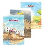 De Profeet Yoenoes (vrede zij met hem); De Profeet Noeh (vrede zij met hem); De Profeet Adam (vrede zij met hem) (Hardback)
